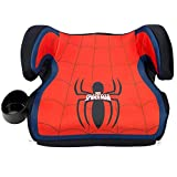 KidsEmbrace Booster Car Seat, Backless, Marvel Spider-Man