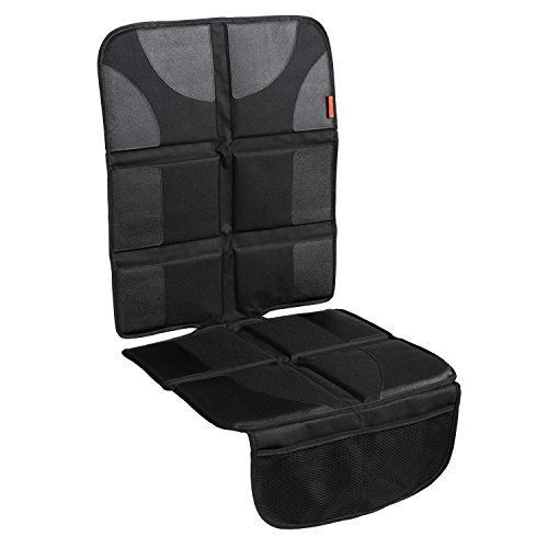 Lusso Gear Car Seat Protector with Thickest Padding – Featuring XL Size (Best Coverage Available), Durable, Waterproof