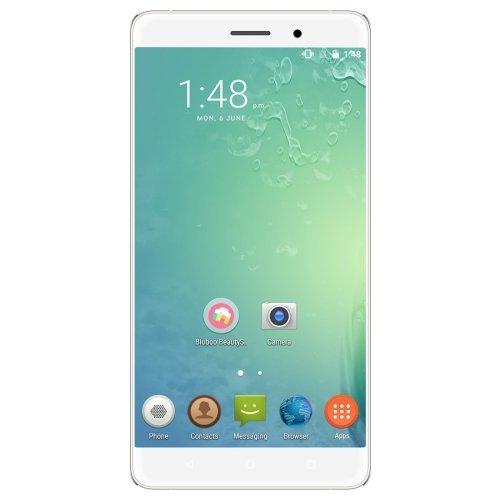 BLUBOO Maya 16GB ROM 5.5 Inch Android 6.0 Smartphone, MTK6580A Quad Core 1.3GHz, 2GB RAM GSM & WCDMA (Grey)