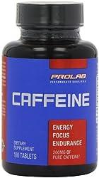 Prolab Caffeine Tablets - Best Dietary Supplements