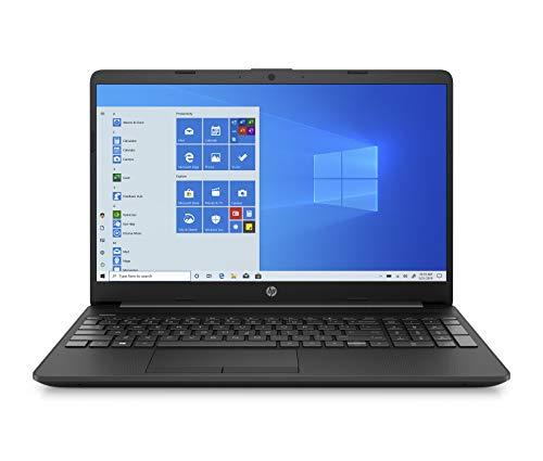 HP 15 10th Gen Intel Core i5 15.6-inch FHD Laptop (i5-10210U/8GB/1TB/Win 10/NVIDIA MX110 2GB Graphics /MS Office/1.74kg), 15s-du1079tx