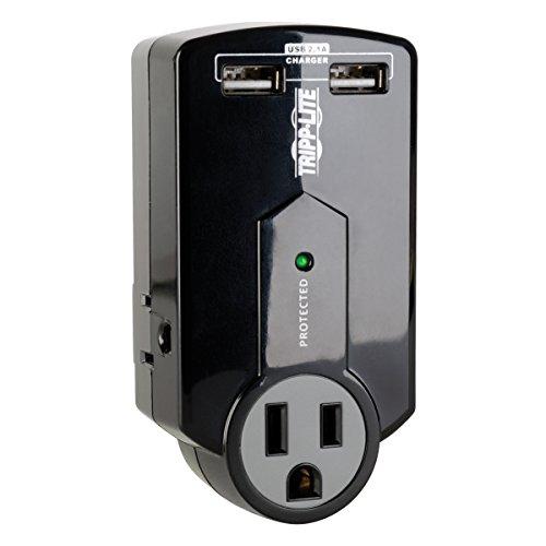 Tripp Lite 3 Outlet Portable Surge...
