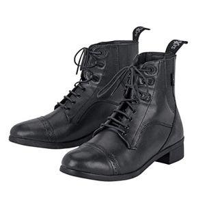 Saxon. Ladies Syntovia Lace Paddock Boots