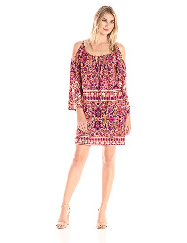 41LnsbozXsL Intricate print in rich earth tone colors Comfortable, casual