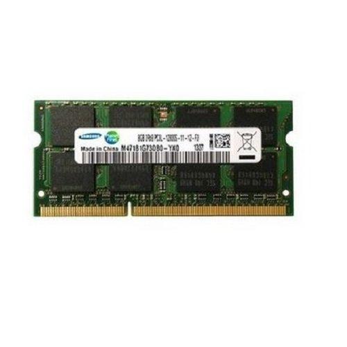 Samsung ram memory 16GB kit (2 x 8GB) DDR3 PC3L-12800,1600MHz, 204 PIN SODIMM for laptops