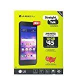 Straight Talk LG Rebel 4 LTE Prepaid Smartphone