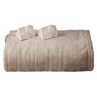 Biddeford Microplush Electric Blanket Black Friday Deal