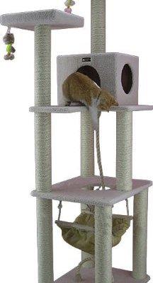 Aeromark International Armarkat Cat Tree Furniture Condo, Height...