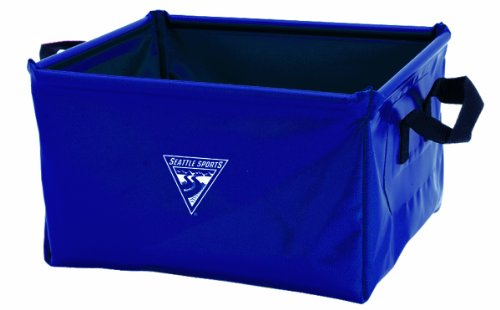 Seattle-Sports-Outfitter-Class-Collapsible-Square-Pack-Sink-Dish-Wash-Basin-for-Camping