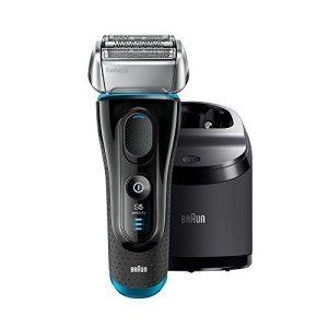 Braun Electric Razor for Men, Series 5 5190cc Electric Shaver with Precision Trimmer, Rechargeable, Wet & Dry, Clean… 3