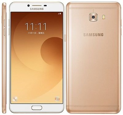 Samsung Galaxy C9 Pro (C9000) 64GB Gold Unlocked GSM International Version, No Warranty (no CDMA support)