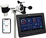 Ambient Weather WS-2000 Smart Weather Station with WiFi Remote Monitoring and Alerts