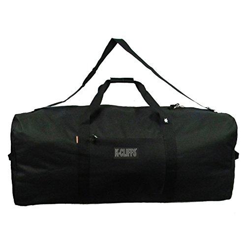 K-Cliffs Heavy Duty Cargo Duffel Large Sport Gear Equipment Travel Bag Rooftop Rack Bag By Praise Start