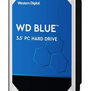 Western Digital 1TB WD Blue PC Hard Drive – 7200 RPM Class, SATA 6 Gb/s, , 64 MB Cache, 3.5″ – WD10EZEX