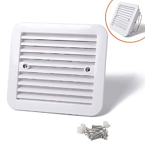 MASO Air Vent Ventilation for Motorhome, Cooling Exhaust Fan 12V for RV Caravan