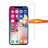Tuscom (1-Pack) iPhone XR/iPhone XS/iPhone xs max Full Cover Screen Protector, Tempered Glass Screen Protector for iPhone XR/iPhone XS/iPhone xs max (3 Style) (iPhone XS Max)