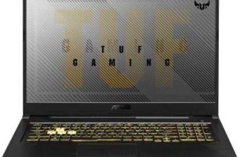 ASUS TUF Gaming F17 Core i5 10th Gen – (8 GB/512 GB SSD/Windows 10 Home/4 GB Graphics/NVIDIA GeForce GTX 1650 Ti/120 Hz) FX766LI-H7058T Gaming Laptop (17.3 inch, Grey Metal, 2.6 kg)