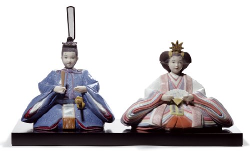 Lladro Hina Dolls Figurine - Plus One Year Accidental Breakage Replacement