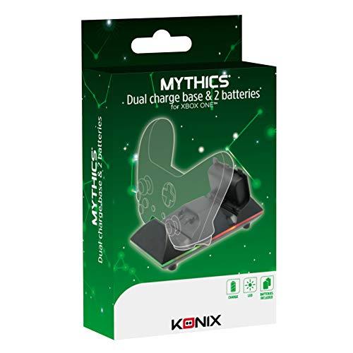 41MR7 uk3DL - Konix Xbox One - Dual Charge Controller-Ladestation inkl. Akku