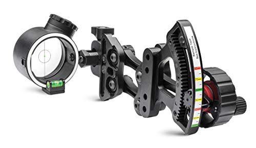 TRUGLO RANGE-ROVER PRO LED Bow Sight, 1-Dot