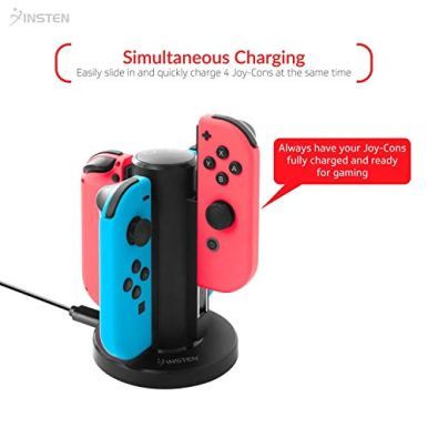 Insten-Joy-Con-Charger-Compatible-with-Nintendo-Switch-4-in-1-Joy-Con-Charging-Dock-Station-LED-Charge-Indicator-and-USB-Cable-Compatible-with-Nintendo-Switch-JoyCon-Controller-Console-Accessories