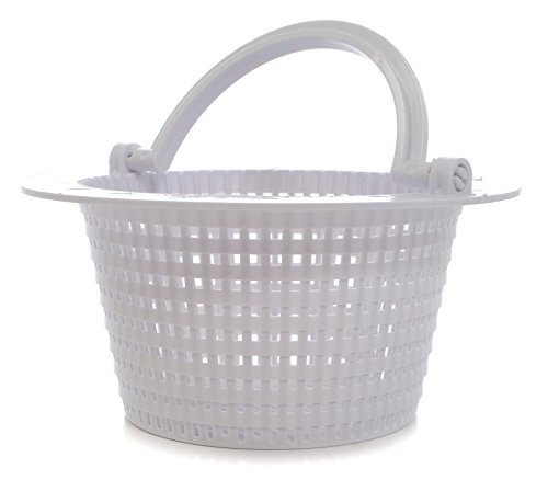 Milliard Replacement Skimmer Basket, Great for Above Ground Pools, Small-Standard Size with Handle, Measure Before Ordering - Pool Supplies Skimmers