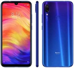 Xiaomi Redmi Note 7 128GB + 4GB RAM 6.3″ FHD+ LTE Factory Unlocked 48MP GSM Smartphone (Global Version, No Warranty) (Neptune Blue)