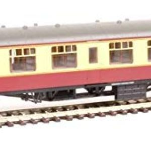 Hornby R4846 BR Mk1 Corridor 2nd Class Coach, Multi 41MnqpQQKHL
