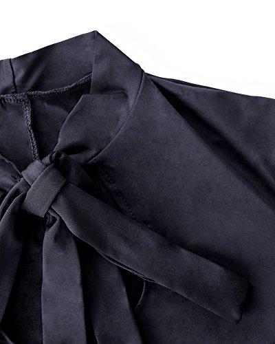 635e9b1d67 Lalagen Women's Vintage Long Sleeve Plus Size Evening Party Maxi Dress Gown  - My Maxi Dress