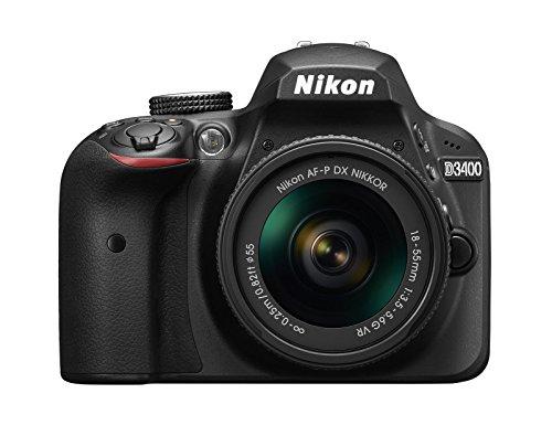 Nikon D3400 - Best DSLR Camera for Beginners