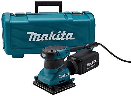 Makita BO4556K 2.0 Amp 4-1/2-Inch Finishing Sander
