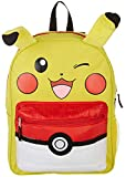 Pokemon Pikachu 16' Backpack with Puff Pocket
