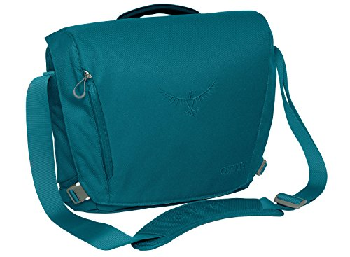 Osprey Beta Port Courier Bag (Spring 2016 Model), Tenacious Teal,