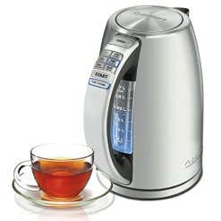 Cuisinart Steel Cordless Electric Kettle