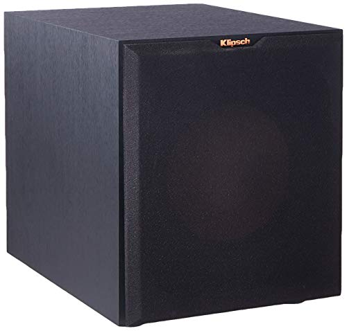Klipsch Reference R-10SW 10' 300w Powered Subwoofer (Black)