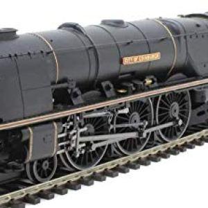 Hornby R3681 LMS Princess Coronation Class,4-6-2 'City of Edinburgh' No.6241 Loco-Steam, Multi 41NGBffjxFL