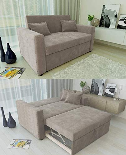 Ravena 2 Seater Sofabed In 4 Colours Pu Buy Online In Cambodia At Desertcart