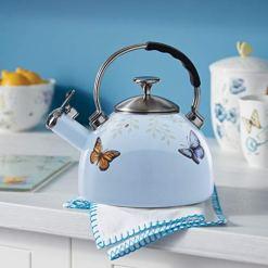 Lenox Butterfly Meadow Tea Kettle