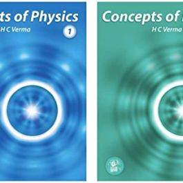 Concept of Physics – Part 1 & 2 2019 – 2020 Session (Set of 2 books)