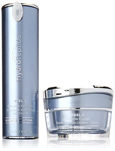 41NS7NXvIVL Hydro Peptide anti-wrinkle polish and plump peel Anti-wrinkle polishing crystals 30ml or 1 ounce plus anti-wrinkle plumping (2 piece) Promotes bringing healthy new cells to your skin's surface