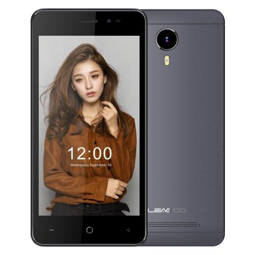 LEAGOO Z5 Lte, RAM 1GB+ROM 8GB 4G 5.0 inch Android 5.1 MTK6735WM Cortex A7 Quad Core 1.0GHz Smart Phone (Black)