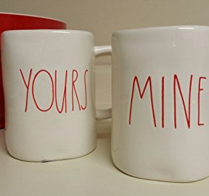 c9f7b5d1bab Rae Dunn Artisan Collection by Magenta Beauty and Beast Mug Set ...