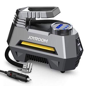 joyroom tire inflator car air Compressor (Gray) 41NXvfMWyHL