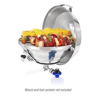 Magma-Products-Marine-Kettle-3-Combination-Stove-Gas-Grill-Propane-Portable-Oven