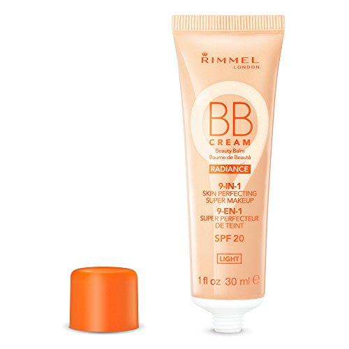 Rimmel London BB Cream Radiance, 001 Light, 30 ml