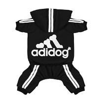 Scheppend-Original-Adidog-Pet-Clothes-for-Dog-Cat-Puppy-Hoodies-Coat-Doggie-Winter-Sweatshirt-Warm-Sweater-Dog-Outfits-Black-Extra-Small