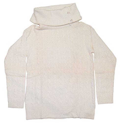 91Cj%2BaRpwsL Ralph Lauren - Black Label Color: White Features: Half-Neck, Long Sleeves