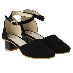 Misto Vagon Women and Girls Casual Block Heel Sandal