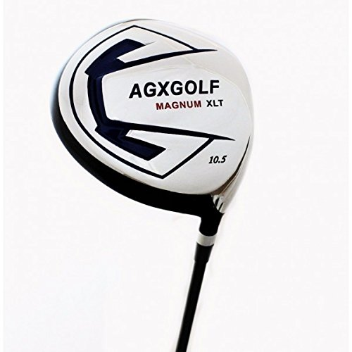 AGXGOLF-Ladies-Right-Hand-All-Graphite-XS-Tour-Series-Complete-Golf-Set-460-Driver-5-Wood-4-Hybrid-5-9-Irons-Pitching-WedgeSand-Wedge-Ladies-Flex-Petite-Regular-or-Tall-Length-USA