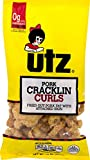 Utz Quality Foods Original Pork Cracklins'- 3.5 oz. Bags (6 Bags)